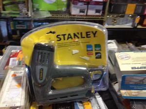 Stanley heavy-duty electric staple nail gun for Sale in Phoenix, AZ