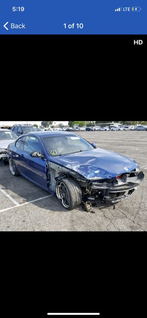 E92 parting out or whole car for Sale in Los Angeles, CA