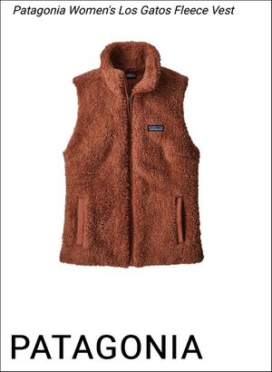 Patagonia Los Gatos vest NWT MOCASSIN BROWN XL for Sale in Oceanside, CA