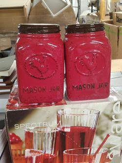 Pair of Mason Jars for Sale in Lilburn,  GA