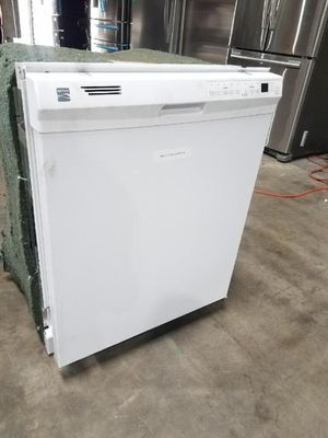 WHITE DISHWASHER KENMORE—NEW.24INCHESS for Sale in Placentia, CA
