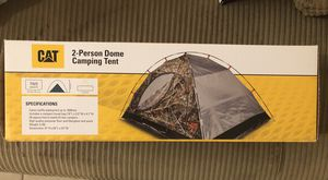 2 Person Camping ⛺️ Tent Caterpillar for Sale in Hollywood, FL