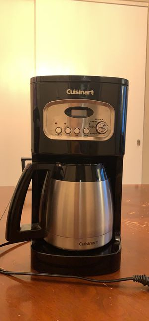 Cuisinart Programmable 10-Cup Coffee Maker for Sale in Iowa City, IA