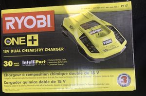 Price Negotiable - Ryobi Charger for Sale in Palo Alto, CA