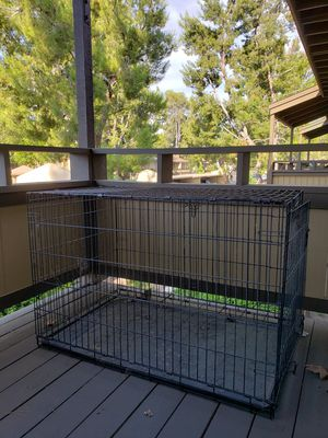 Large Dog Crate for Sale in Brea, CA