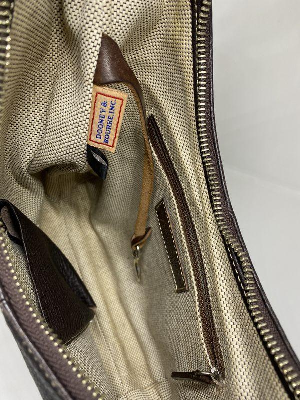 DOONEY & BOURKE 💥VINTAGE💥 Leather Hobo Bag