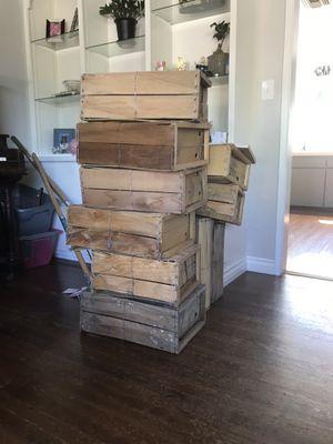 Crates for Sale in La Mesa, CA