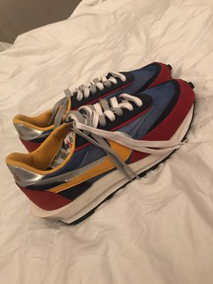 Nike LD Waffle Sacai Blue Multi for Sale in Chicago, IL
