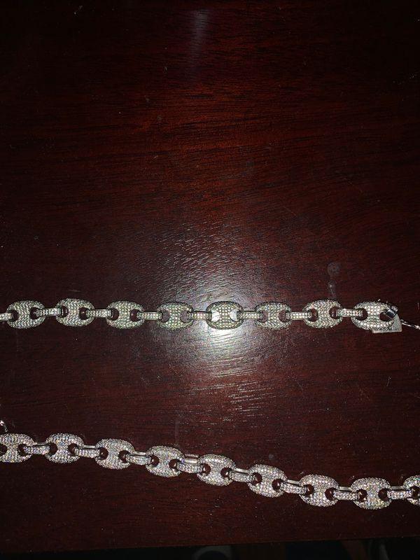 ARMANI EXCHANGE LINK CHAIN / Bracelet