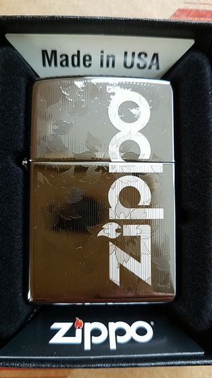 Zippo logo 29241 for Sale in Los Angeles, CA