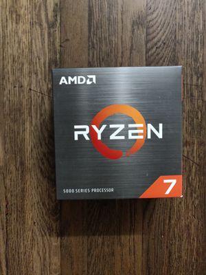 AMD Ryzen 7 5800X 8-core, 16-Thread Unlocked Desktop Processor for Sale in Fullerton, CA