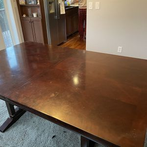 Solid Wood Dining Table for Sale in Wood Village, OR