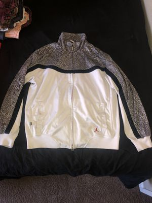 Air Jordan 3 cement print jacket for Sale in Nashville, TN