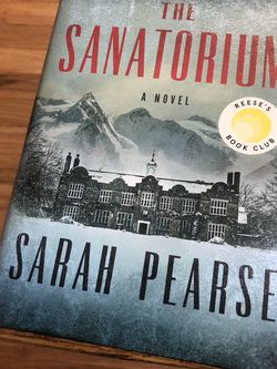 The Sanatorium by Sarah Pearse Reese's Book Club for Sale in Aurora,  CO