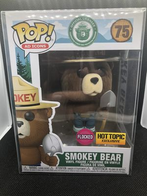 Funko Pop Smokey the Bear for Sale in Linden, NJ