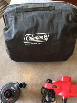 Coleman Air Mattress And Pumps for Sale in San Diego,  CA