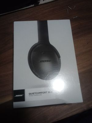 Bose quietcomfort 35 II for Sale in Chula Vista, CA