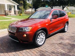 2013 BMW X3 for Sale in Tampa, FL