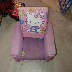 Hello Kitty Chair for Sale in Jurupa Valley, CA