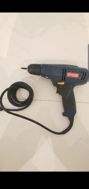 Ryobi electric drill for Sale in Miami Beach, FL