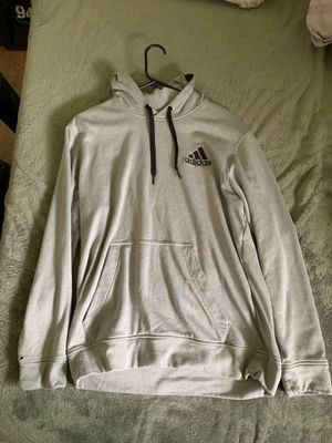 Adidas Jacket Hoodie Large for Sale in Fremont, CA