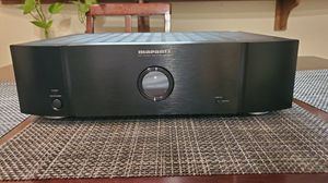 Marantz MM7025 Stereo Power Amplifier | 2-Channel | 140 Watts per Channel | Both Single-Ended RCA and Balanced XLR Inputs | Black for Sale in Pittsburg, CA