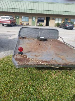 All steel trayler for Sale in Largo, FL