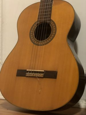 Epiphone acoustic guitar & guitar case for Sale in Baltimore, MD