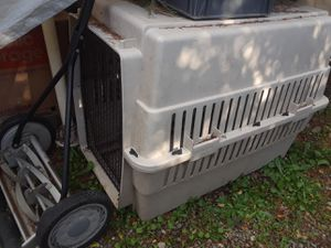 Dog kennel carrier for Sale in SeaTac, WA