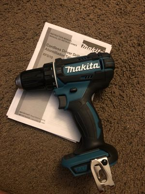 Makita 18V drill driver, Bare tool only... for Sale in Orlando, FL