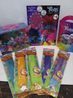 Trolls Kid 8 Piece Pack for Sale in Pekin,  IL