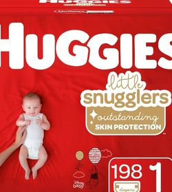 Huggies Little Snugglers Diapers Size 1 for Sale in Watsonville,  CA