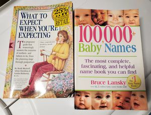 Prenatal and Baby Name books for Sale in Mesa, AZ
