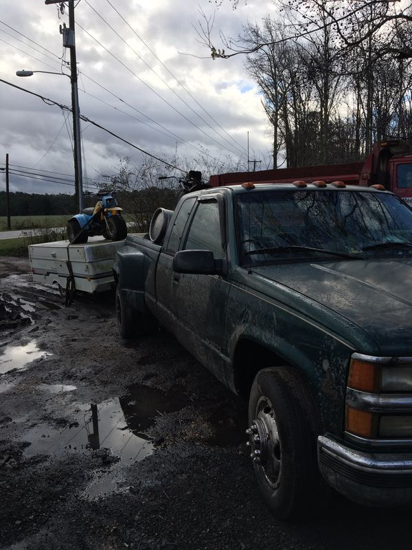 Chevy 3500 duelly turbo diesel 6.5