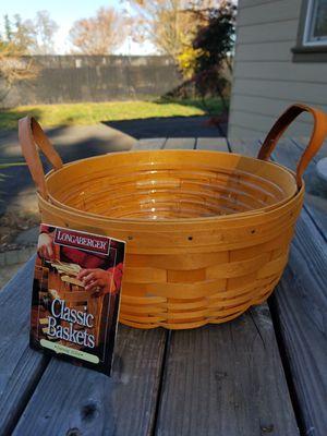 Longaberger Darning basket for Sale in Hillsboro, OR