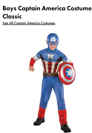 ACTION HERO CHILDS COSTUME for Sale in Roebuck, SC