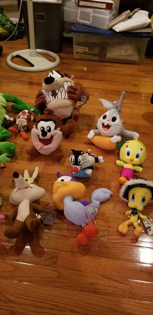 Looney Toons Plushies for Sale in Nanuet, NY