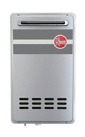 RTG95XLN Rheem Outdoor Tankless Water Heater 9.5 GPM 199k BTU for Sale in Gardena, CA