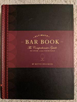 Ultimate Bar Book for Sale in Raleigh, NC