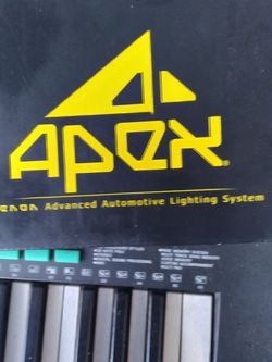 Apex Xenon Hid Car Lighting for Sale in Alameda,  CA