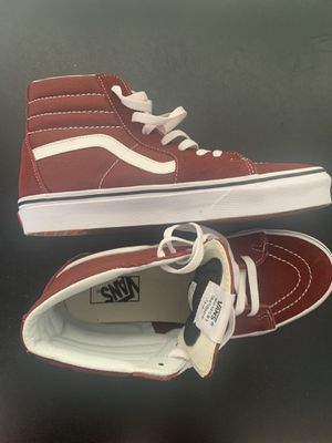 *NEW* Vans hitop Burgundy for Sale in Vernon, CA