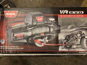 Warn Winch VR EVO 10-S for Sale in Laguna Beach, CA