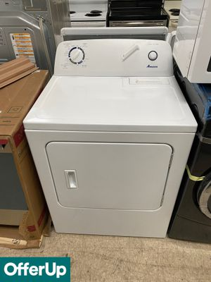 🚀🚀🚀Delivery Available Electric Dryer Amana With Warranty #1030🚀🚀🚀 for Sale in Melbourne, FL