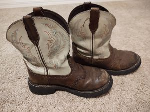Justin boots for Sale in Port St. Lucie, FL