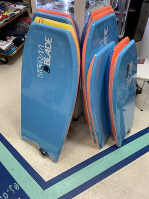 Boogie boards at catch a wave surf shop for Sale in Miami, FL