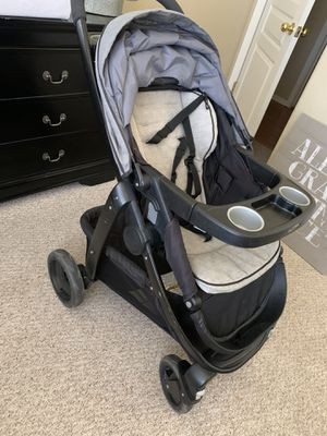 Graco stroller, car seat, and two bases for Sale in Sierra Vista, AZ