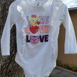 New Girls Love Onesie Size 24 Months for Sale in Tampa, FL
