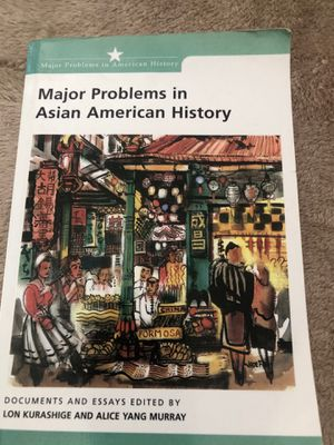 Asian American history for Sale in Spring Valley, CA