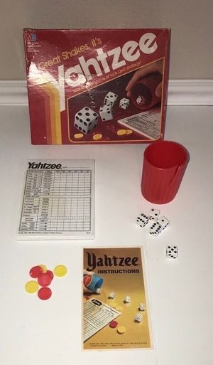 Yahtzee Game for Sale in Port St. Lucie, FL