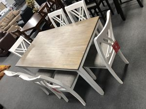 Frame House 7PC Dining Table Set on SALE 🔥 for Sale in Fresno, CA